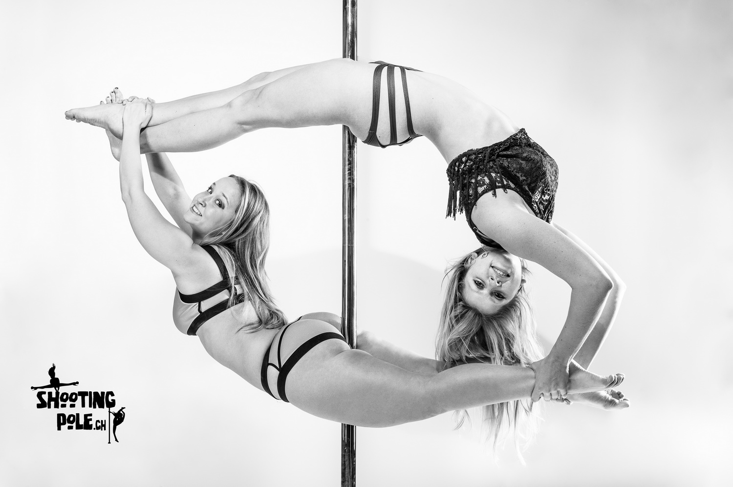 Shooting Pole Dance - Victoria & Sophie - Neuchatel - Circle